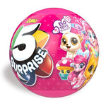 5 Surprise Pink Blue Mystery Capsule Collectible Toy