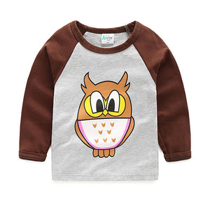 Long Sleeve T-Shirt for Kids
