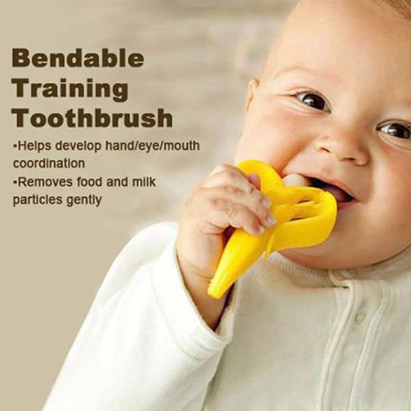 Banana Infant Training Toothbrush