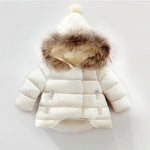 Solid Color Furry Hat Outwear