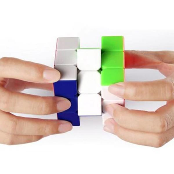 3 x 3 x 3 Magic Cube Stickerless Puzzles Toys