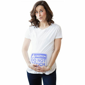 DO NOT TOUCH Pregnant T-shirt