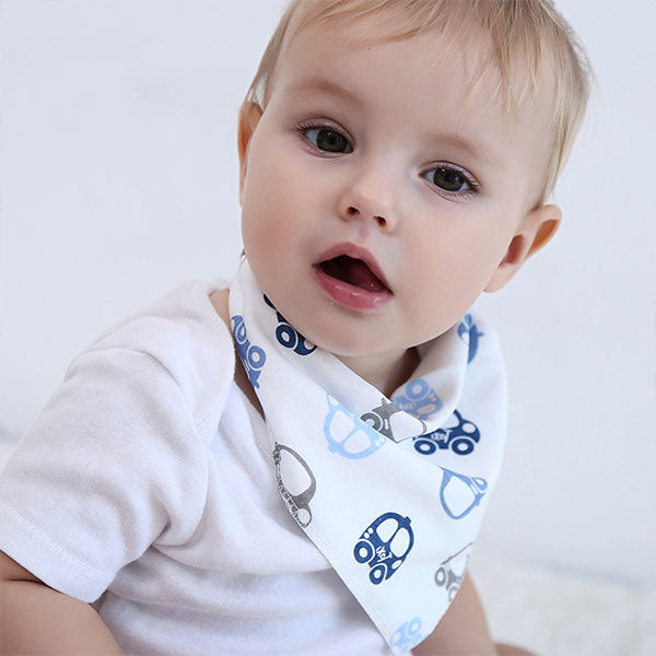 Cute Cotton Bib for Baby