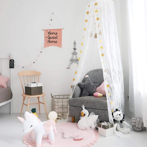 Bed Canopy Mosquito Valance Net Curtains Castle for Kids & Bed Canopy Mosquito Valance Net Curtains Castle for Kids u2013 Binnvy.com