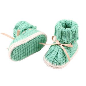Knit Scoks for Baby and Toddler