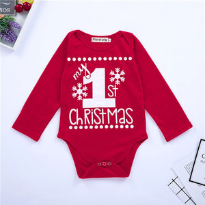 My First Christmas Ramper For Baby