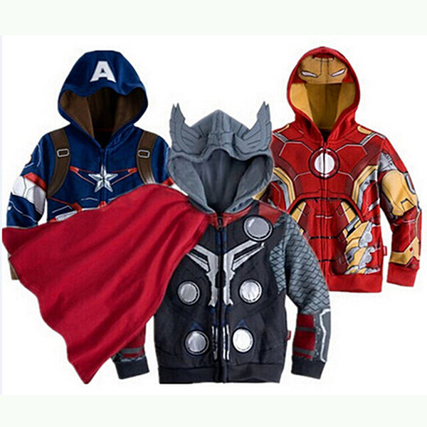 The Avengers Jacket For Kids