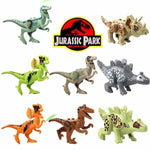 6 PCS Dinosaur Building Blocks