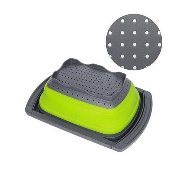 Progressive Collapsible Colander-Kitchen & Dining-household4u.com-