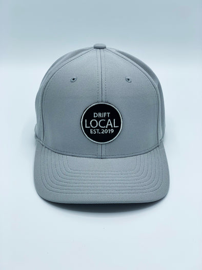 LOCAL - Grey Cool & Dry Performance Cap