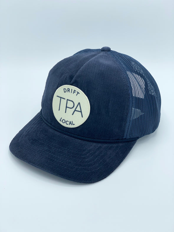 Tampa Hat - Navy