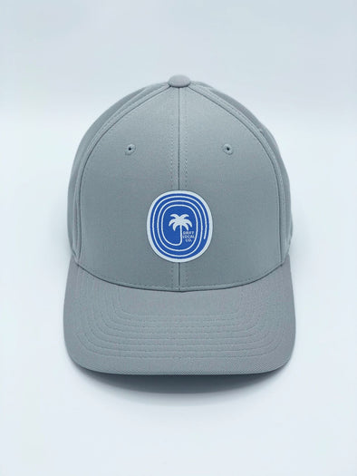 Palm - Grey Cool & Dry Performance Cap