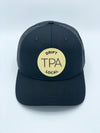 Tampa Hat - Black/Gold