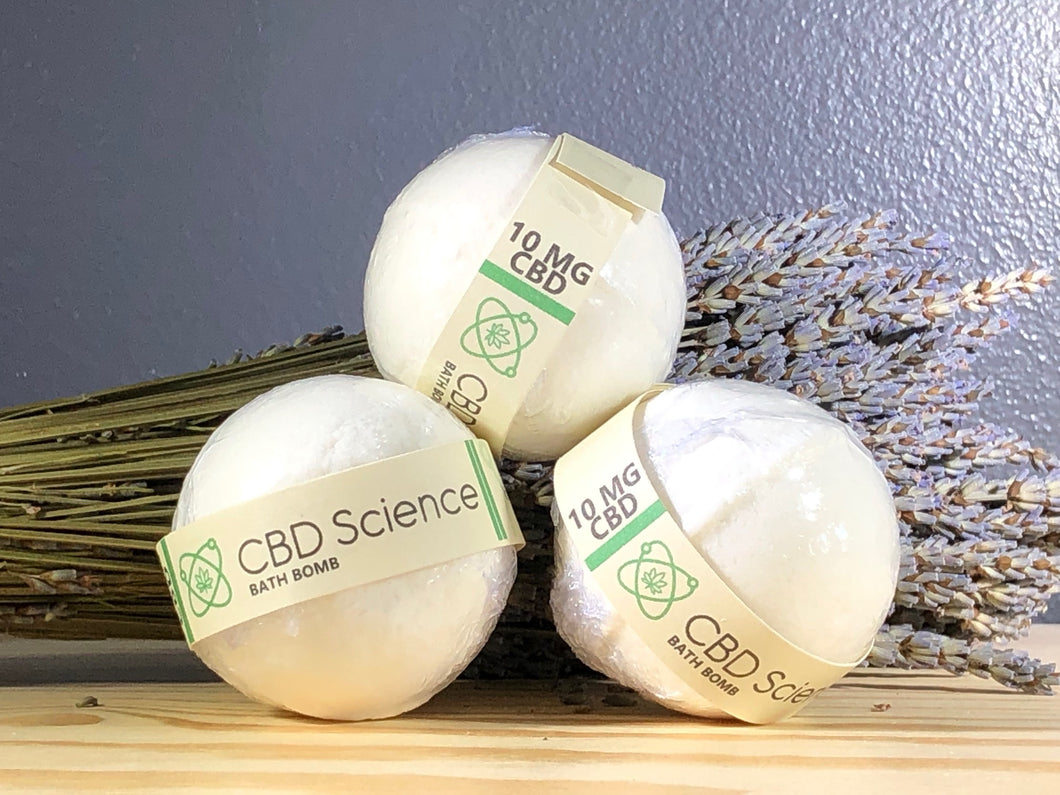 CBD Bath Bomb - Pinene
