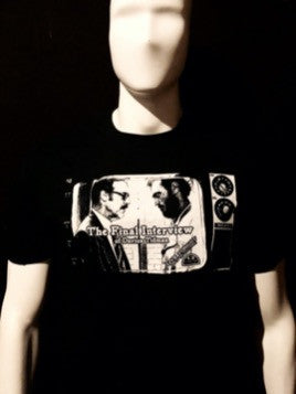 Face-to-Face Unisex T-Shirt - The Final Interview Movie
