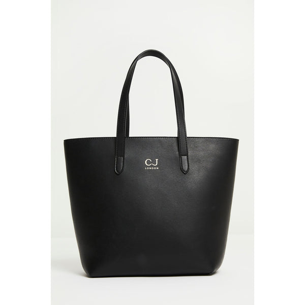 high quality vegan leather tote bag