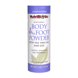 NutriBiotic Foot Powder (113g)