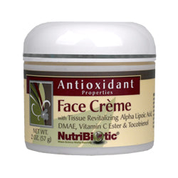 NutriBiotic Antioxidant Face Creme