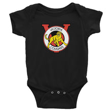 Load image into Gallery viewer, Cougars Infant Bodysuit