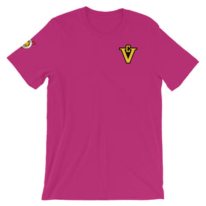 Retro VC Short-Sleeve Unisex T-Shirt