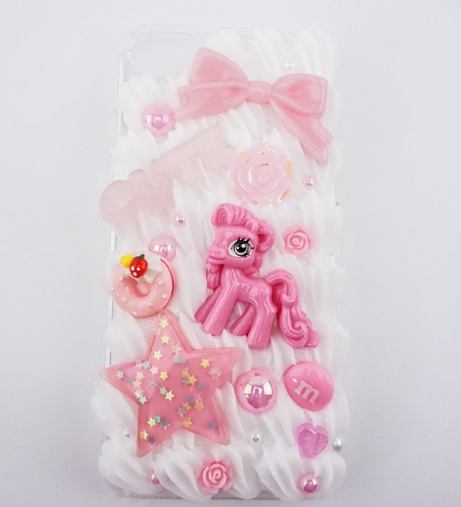 Pastel Pink MLP Kawaii Iphone 6 & 7 Decoden Case