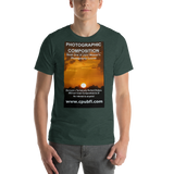 Bella and Canvas Short-Sleeve Unisex T-Shirt: Photographic Composition