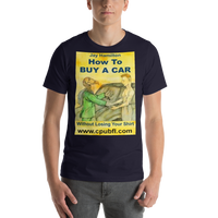 Bella and Canvas Short-Sleeve Unisex T-Shirt: How to Buy a Car