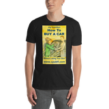 Gildan Short-Sleeve Unisex T-Shirt: how to buy a car