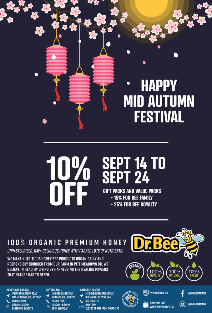 Mid Autumn Festival Deals!