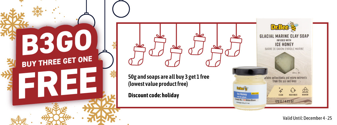 Stocking Stuffer Sale - Honey & Soap