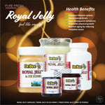Pure Royal Jelly: Use, Benefits, Dosage, Storage.