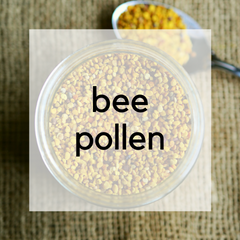 Learn About Bee Pollen
