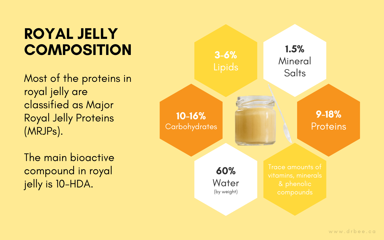 Royal Jelly Composition
