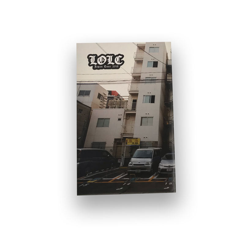 Japan Tour Zine - Last Ones Studio