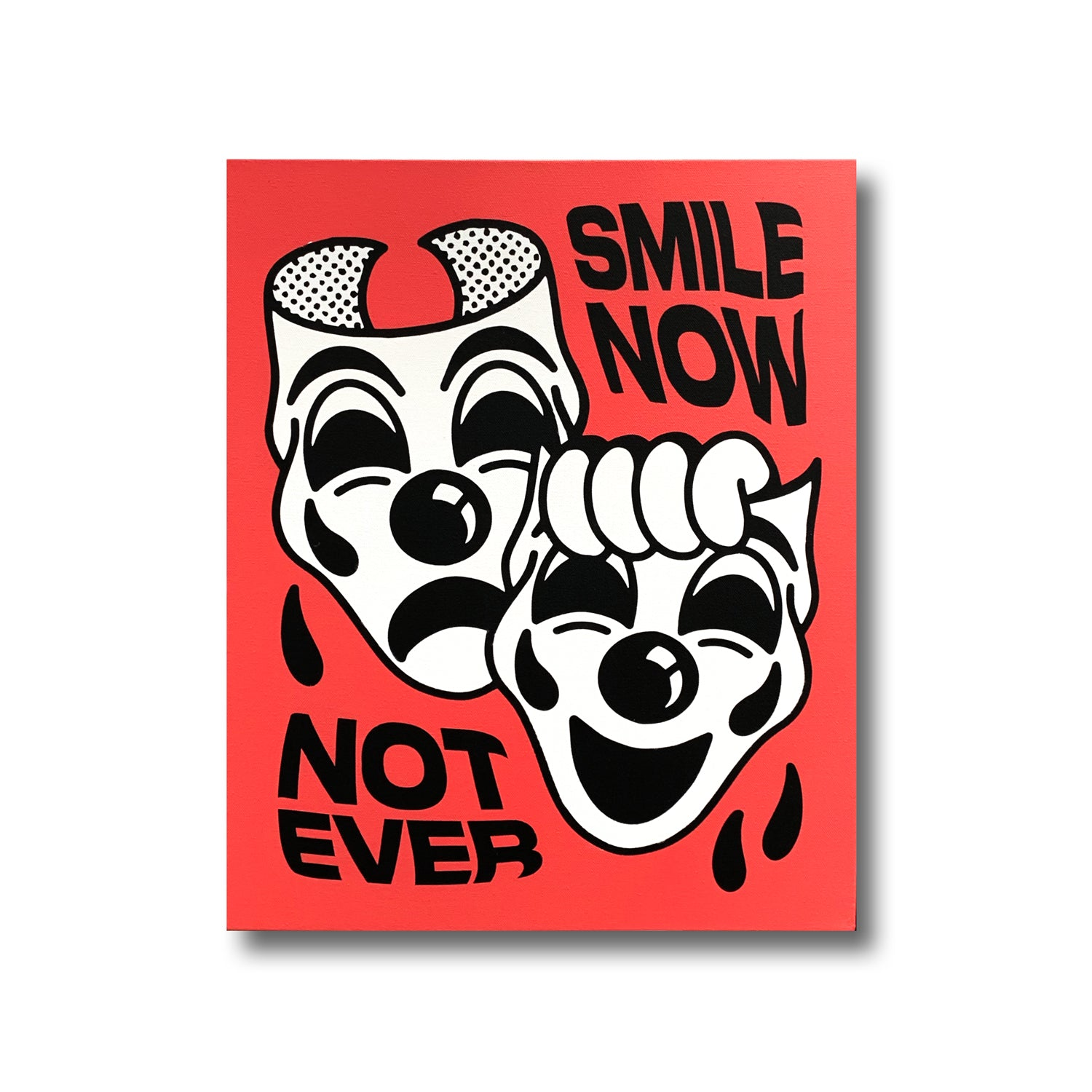 Smile Now Not Ever - Last Ones Studio