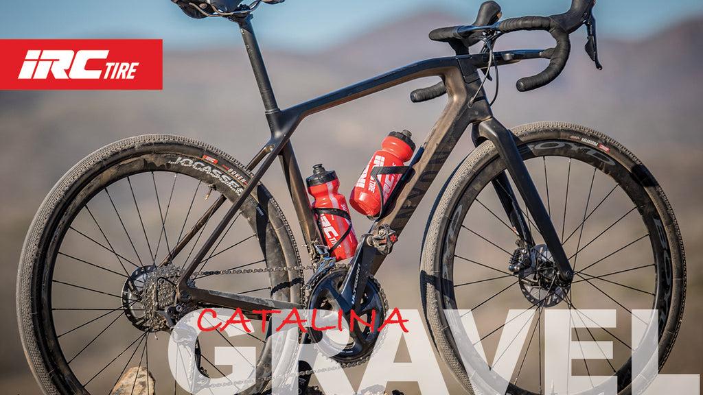 Catalina Gravel | IRC Tires Edition