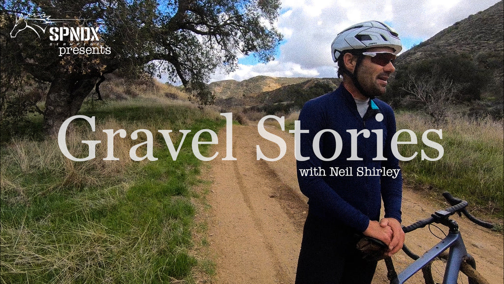 GRAVEL STORIES EP. 1 WITH NEIL SHIRLEY