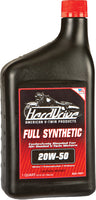 HARDDRIVE FULL SYNTHETIC ENGINE OIL 20W-50 1QT