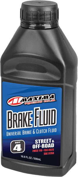 MAXIMA BRAKE FLUID DOT 4 500ML