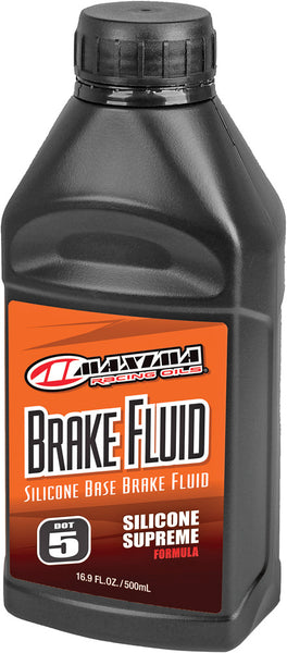 MAXIMA BRAKE FLUID DOT 5 500ML