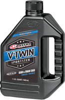 MAXIMA V-TWIN SPORTSTER GEAR & CHAIN CASE OIL 32OZ / 1QT
