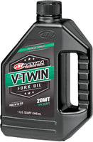 MAXIMA V-TWIN TYPE E FORK OIL 20WT 32OZ / 1QT