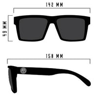 HeatWave Visual x Virus Moto Vise Sunglasses