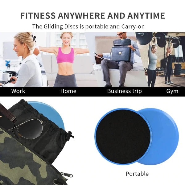 Gliding-Discs-Slider-Fitness-Disc-Exercise-business trip Sliding-Plate-Abdominal-Core-Muscle-Training-Yoga-Sliding home work