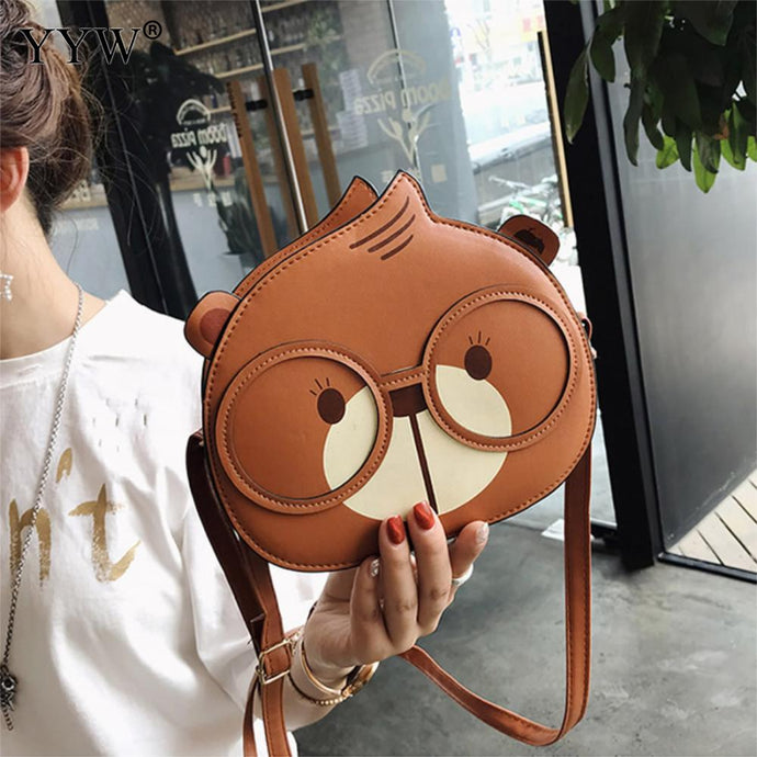 Kawaii Women Round Bag Fashion