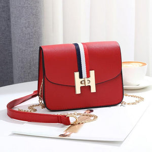 Fashion Striped Women Bag