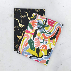 Fantastic Garden Duo Pocket Books