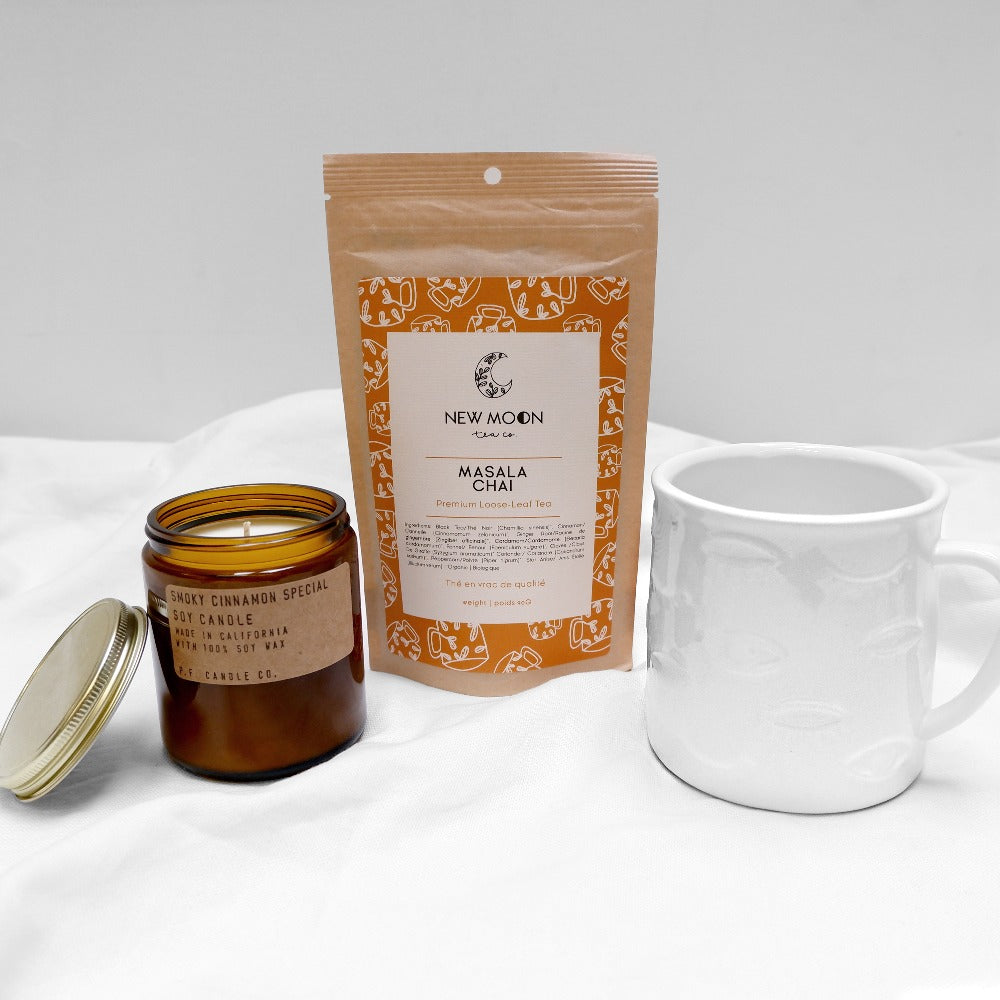 Tea Time Mindfulness Bundle Spice of Life