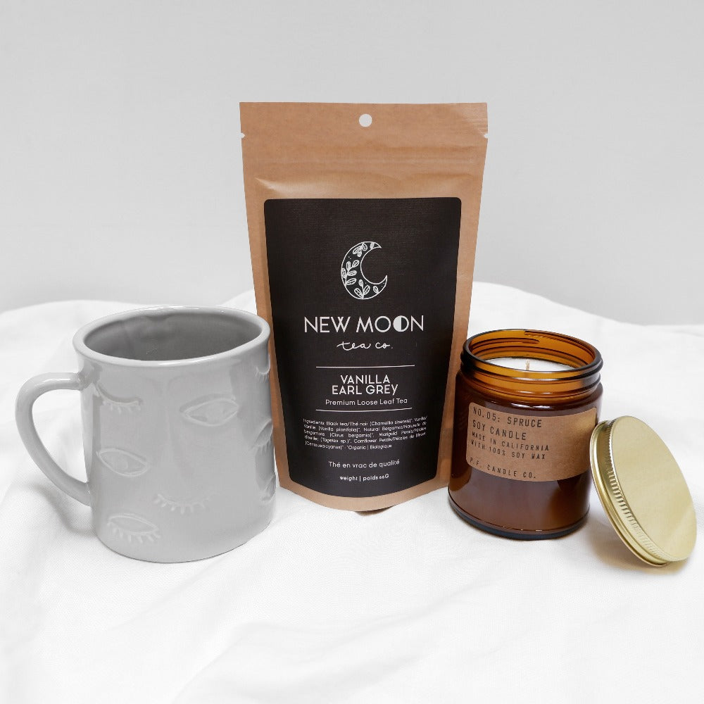 Tea Time Mindfulness Bundle Smooth Rise