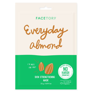 Facetory - Everyday Almond Sheet Mask
